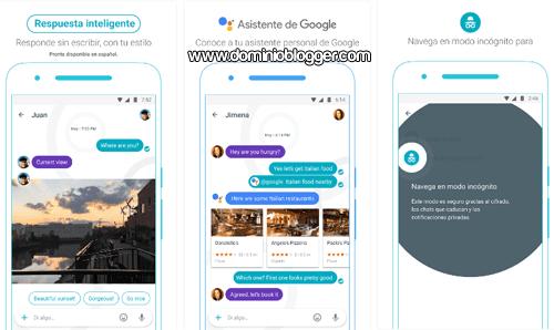Prueba la nueva aplicacion de mensajería Google Allo gratis