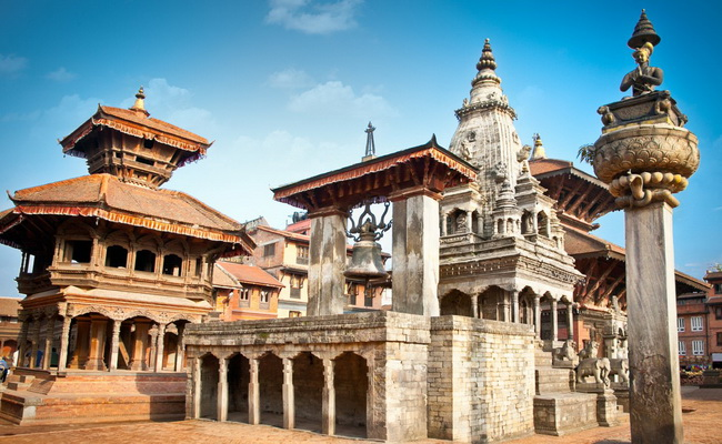 www.xvlor.com Bhaktapur is old city rich in art and culture in Kathmandu Valley