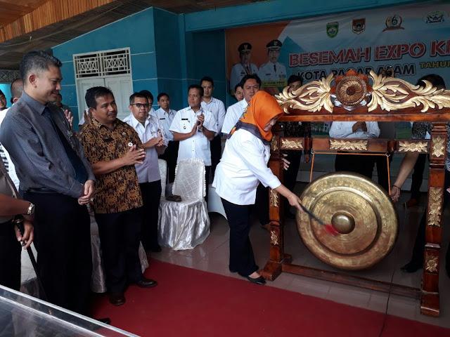 Semarak Besemah Expo Ke 17 HUT Kota Pagaralam