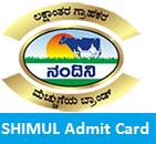 SHIMUL Admit Card
