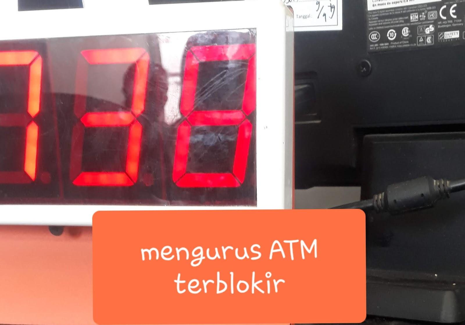 Cara Mengurus Kartu ATM BRI yang Terblokir