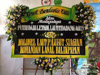 toko pesan bunga papan duka cita surabaya