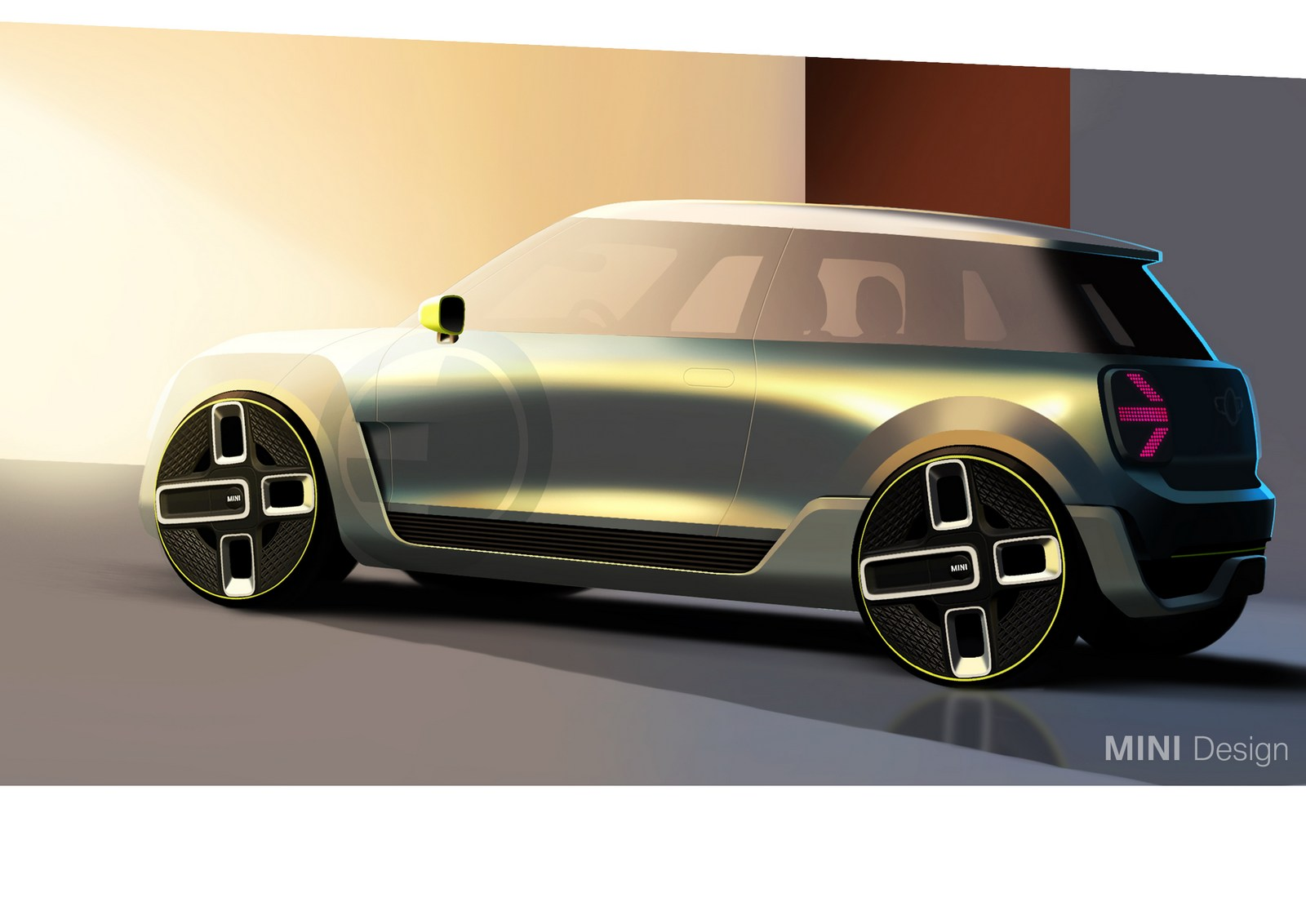 Mini Plugs Into The Future With New Electric Concept