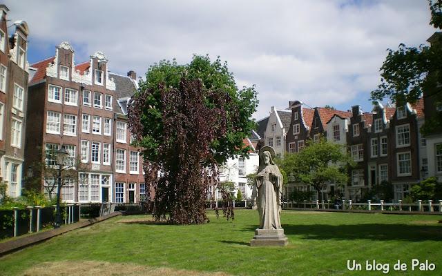 Beguinario beaterio de Amsterdam