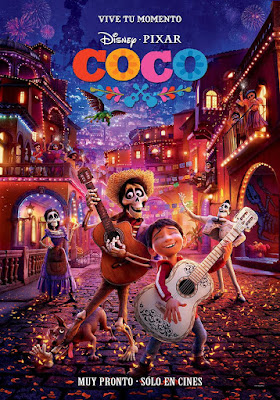 Coco 2017 Hindi Dubbed DVDScr 480p 300Mb