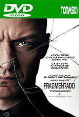 Fragmentado (Split) (2016) DVDRip