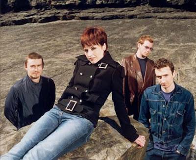 Foto de The Cranberries fuera de los escenarios
