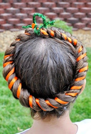 10 Cute Halloween Hairstyle Ideas Diy Craft Projects