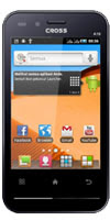 Cross Andromeda A18,HP Android 3G Murah