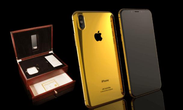 """سعر ايفون 8 المطلي بالذهب """" IPhone 8 Gold """" حقيقة ام خيال ؟"""