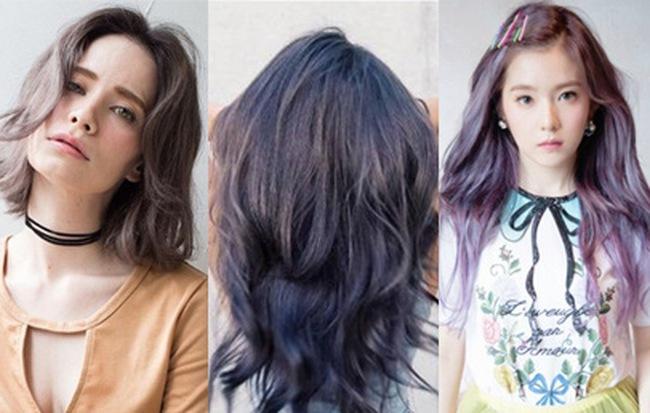 Ai nói nàng công sở không được thử nghiệm những màu tóc nhuộm nổi bật!