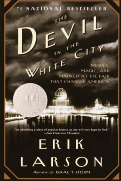 Cover of the book_the devil in the White City