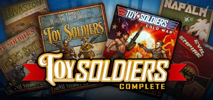 Toy Soldiers Complete Download for PC