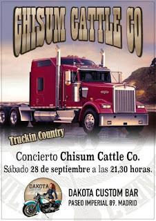 Chisum Cattle Co