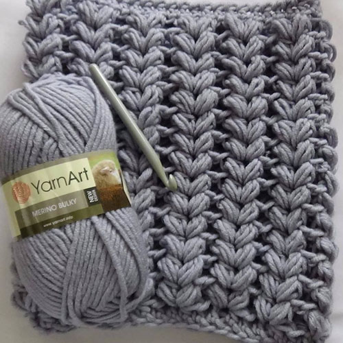 Soft Scarf - Free Pattern