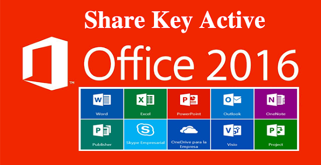 Key Office 2016 | Giúp Active office 2016 mới nhất năm 2019