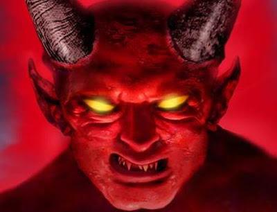Foto Setan Terseram