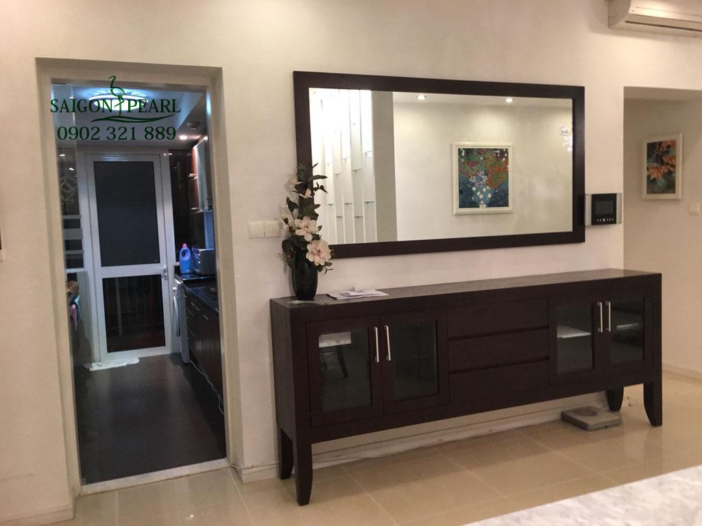 Saigon Pearl Topaz 1 cần cho thuê căn hộ 86m2 tầng cao giá tốt - hinh 7
