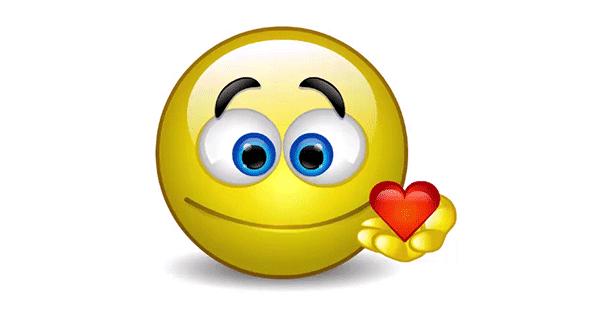 I Love You - Talking Smiley | Symbols & Emoticons