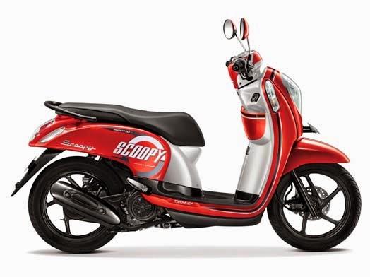 Harga Honda Scoopy eSP Terbaru dan Spesifikasi Lengkap