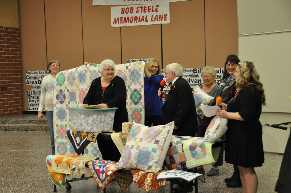 The Sew Watts Quilting Club