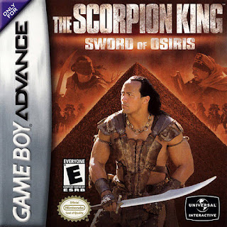 The Scorpion King: Sword of Osiris ( BR ) [ GBA ]