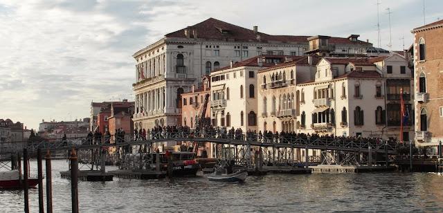 Ponte Votivo, Festa della Salute, Venice