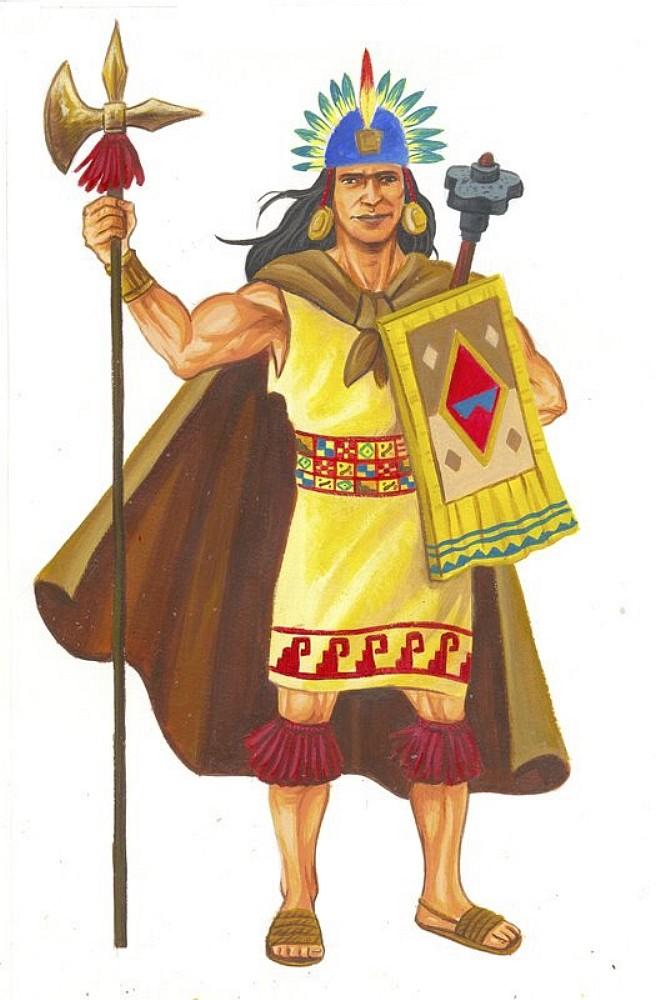 Fotos de guerreros incas 58
