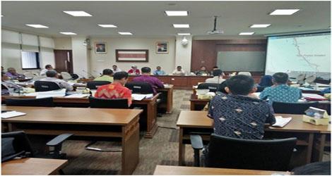 Komisi II DPRD Provinsi Sumbar Bahas Ranperda Tentang Rencana Zonasi Wilayah Pesisir Dan Pulau-Pulau Kecil