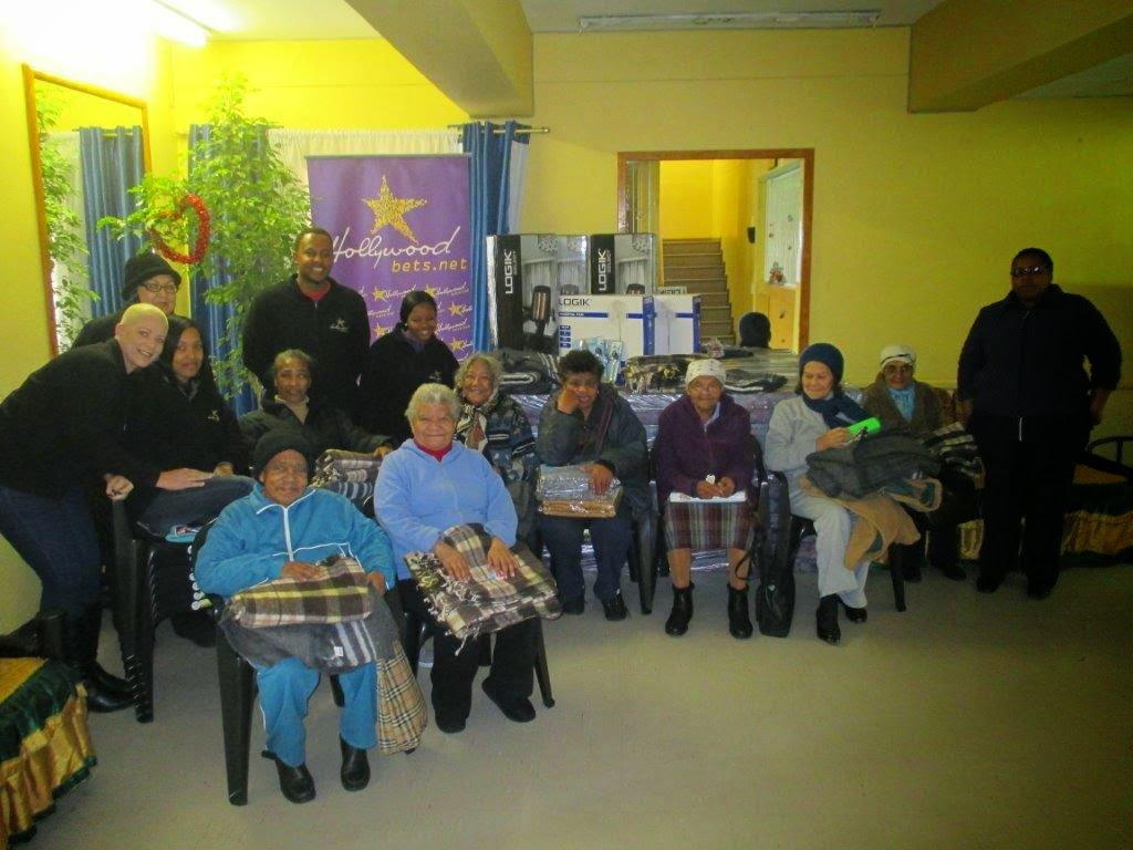 Beaconvale Community Frail Care Centre - Hollywoodbets - Beacon Valley - Western Cape - Social Responsibility - Donations