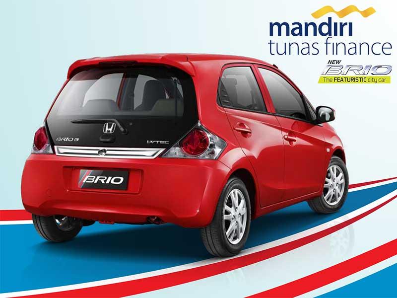 Kredit Mobil Honda Brio Bandung