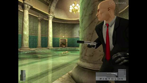 Hitman Contracts 2004 trainer