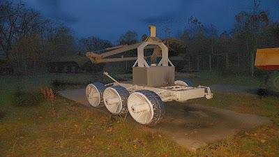 robot di chernobyl