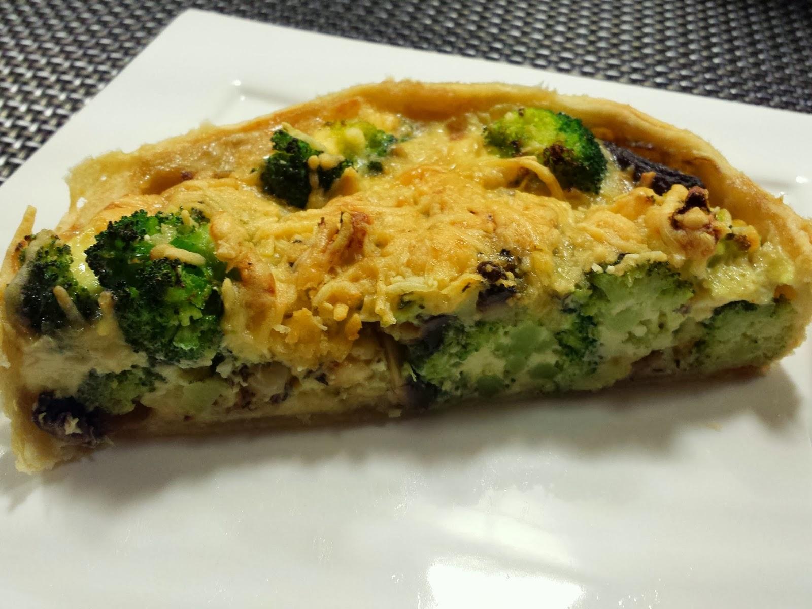 Broccolitaartje