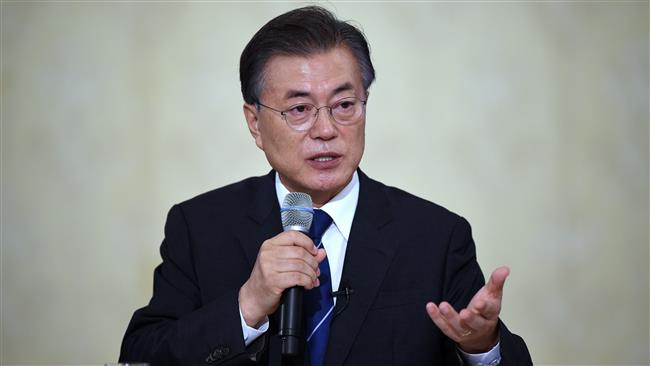 Any US military action on North Korea must have South Korea's consent: Moon Jae-in