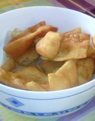 Tortitas de Panaderos Fritas