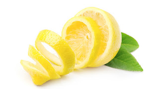 lemon peel benefits in urdu