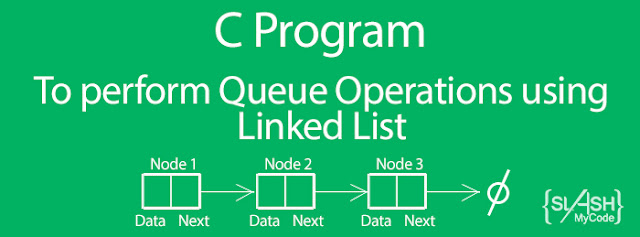 Linked list implementation using c