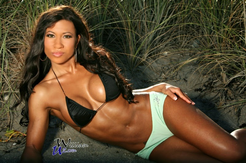 Fitness Model - Trina Goosby