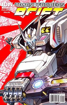 The Transformers: Drift