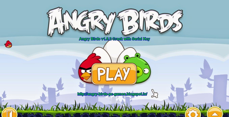 Angry birds Cracke