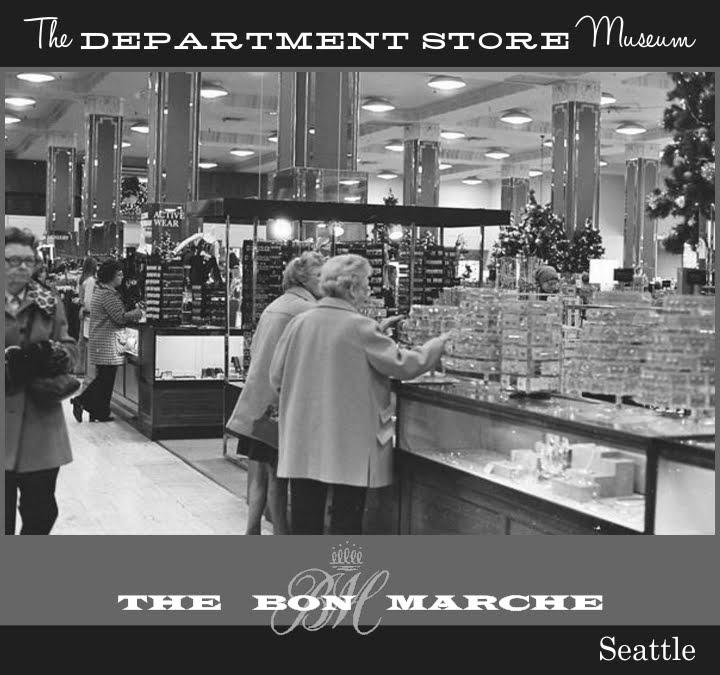 The Department Store Museum: The Bon Marche