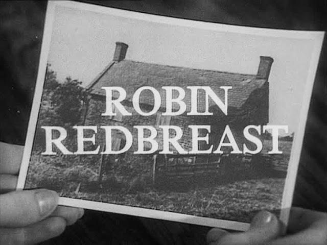 Robin Redbreast (1970) folk horror TV