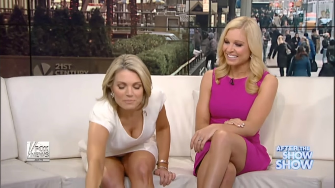 Are nude woman news anchors upskirts can
