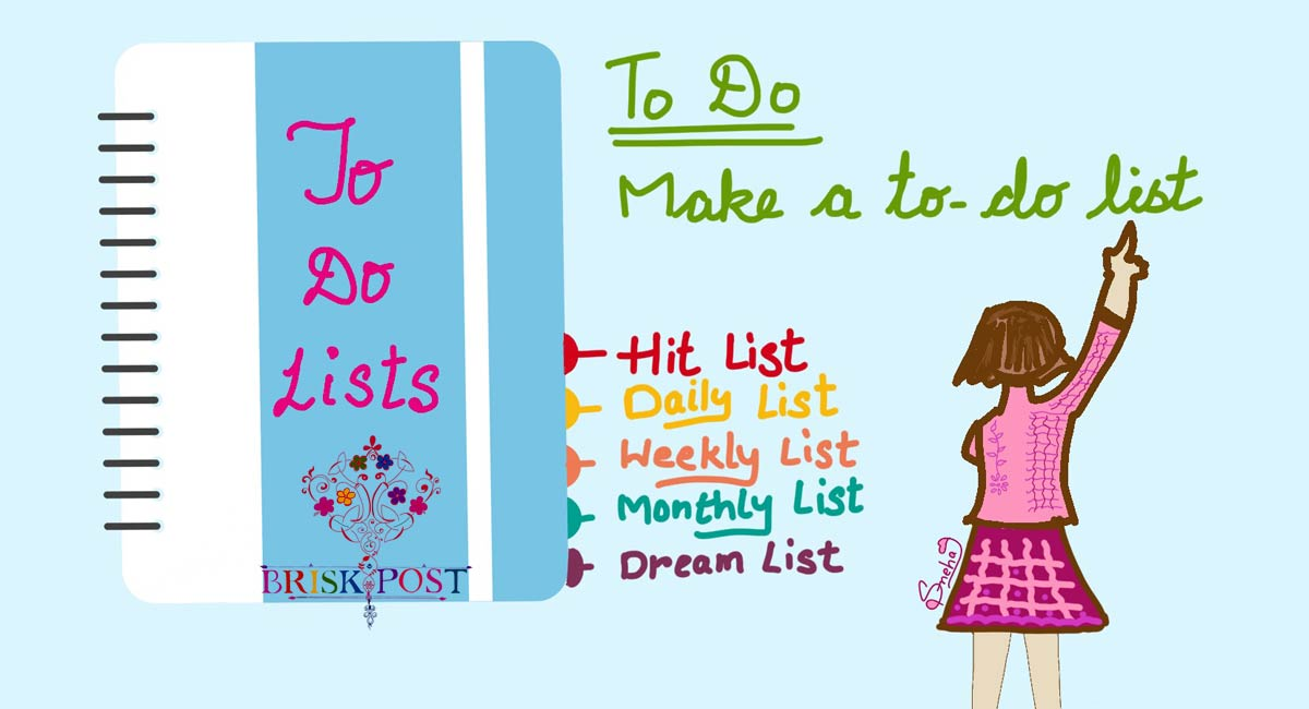 Successful Tips to make To Do List: Hit, Daily, Weekly, Dream Lists