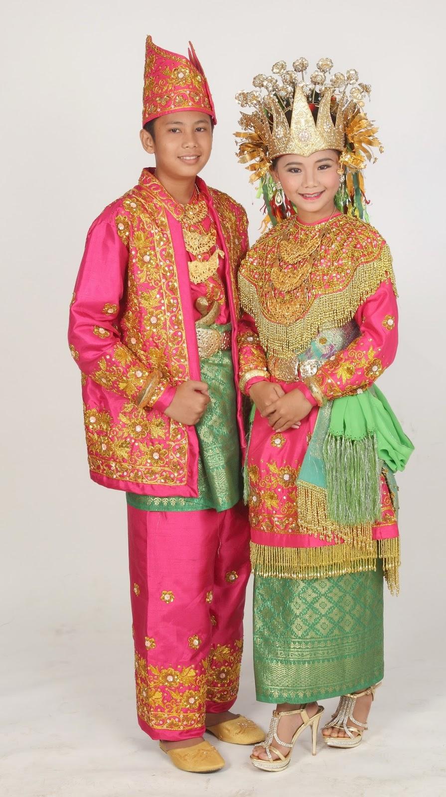 Blog Budaya Indonesia: Pakaian Adat Jambi