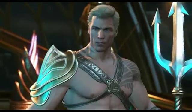 Black Manta gameplay screennshot-2 from the trailer