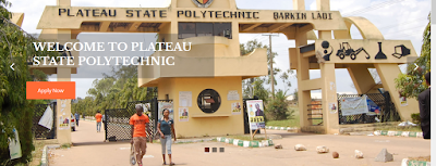 Plateu State Poly 2016/2017 ND Supplementary Admission List Notice