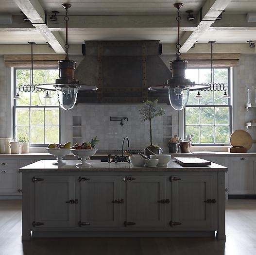 Industrial Meets Rustic In This Kitchen: Yeye Things-eng: Rustic Industrial Kitchen