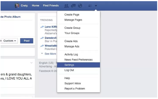 How To Change Privacy Settings On